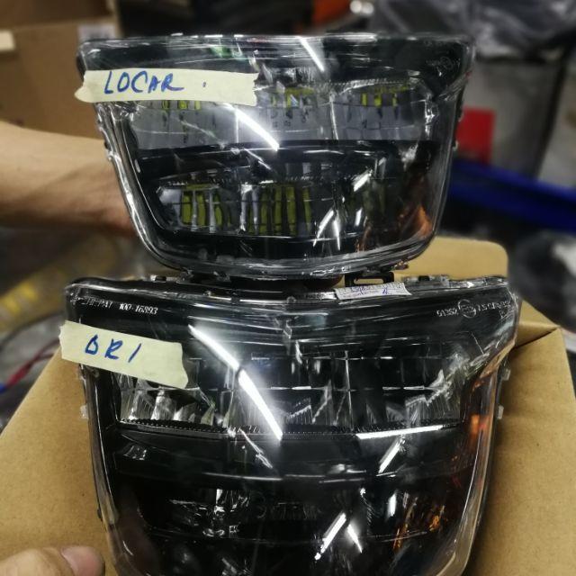 Bulb Led Y15zr: Zhipat Zhi Pat Zhi. Pat LED HEAD LAMP Y15zr Y15 Exciter
