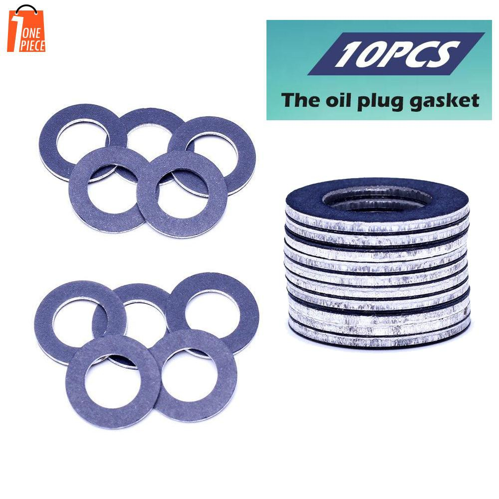 20x Oil Drain Plug Crush Washer Gaskets Pad For Toyota 90430 12031 Filter Extension Gasket Shopee Malaysia