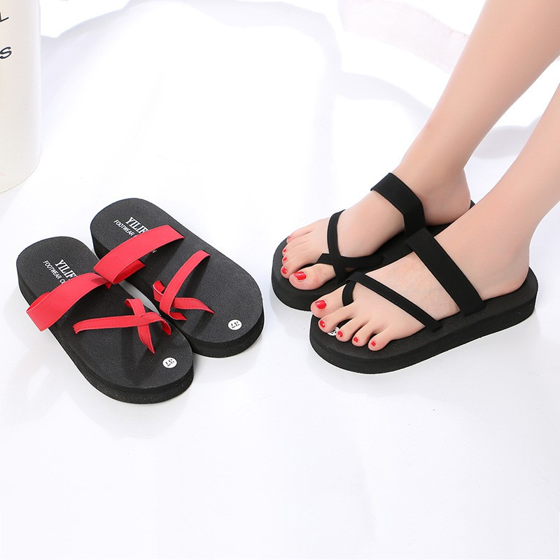 ef207abf0 Simple Non-slip Bathroom Home Massage Slippers Man and Women Slippers 36-41  Size