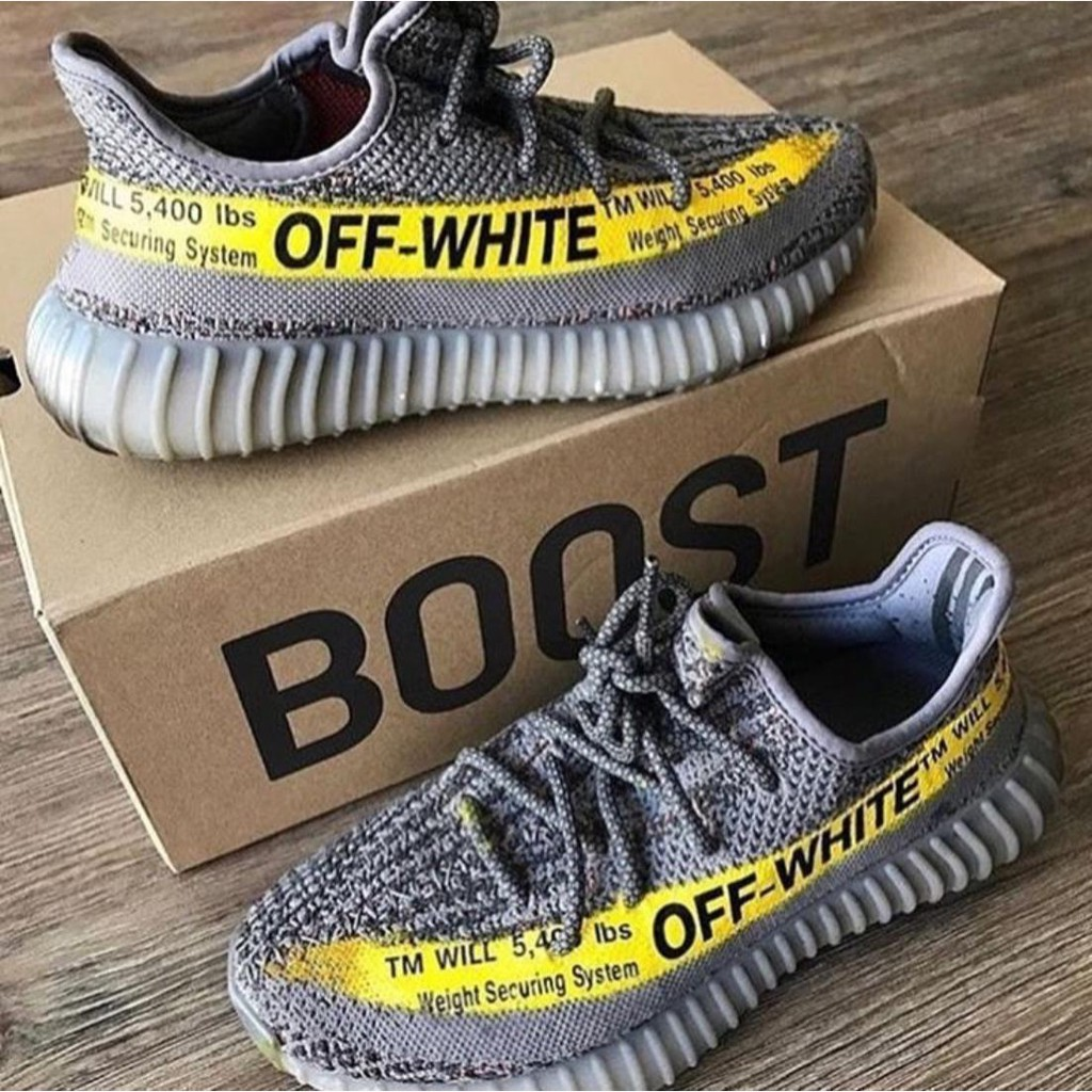 off white yeezy adidas