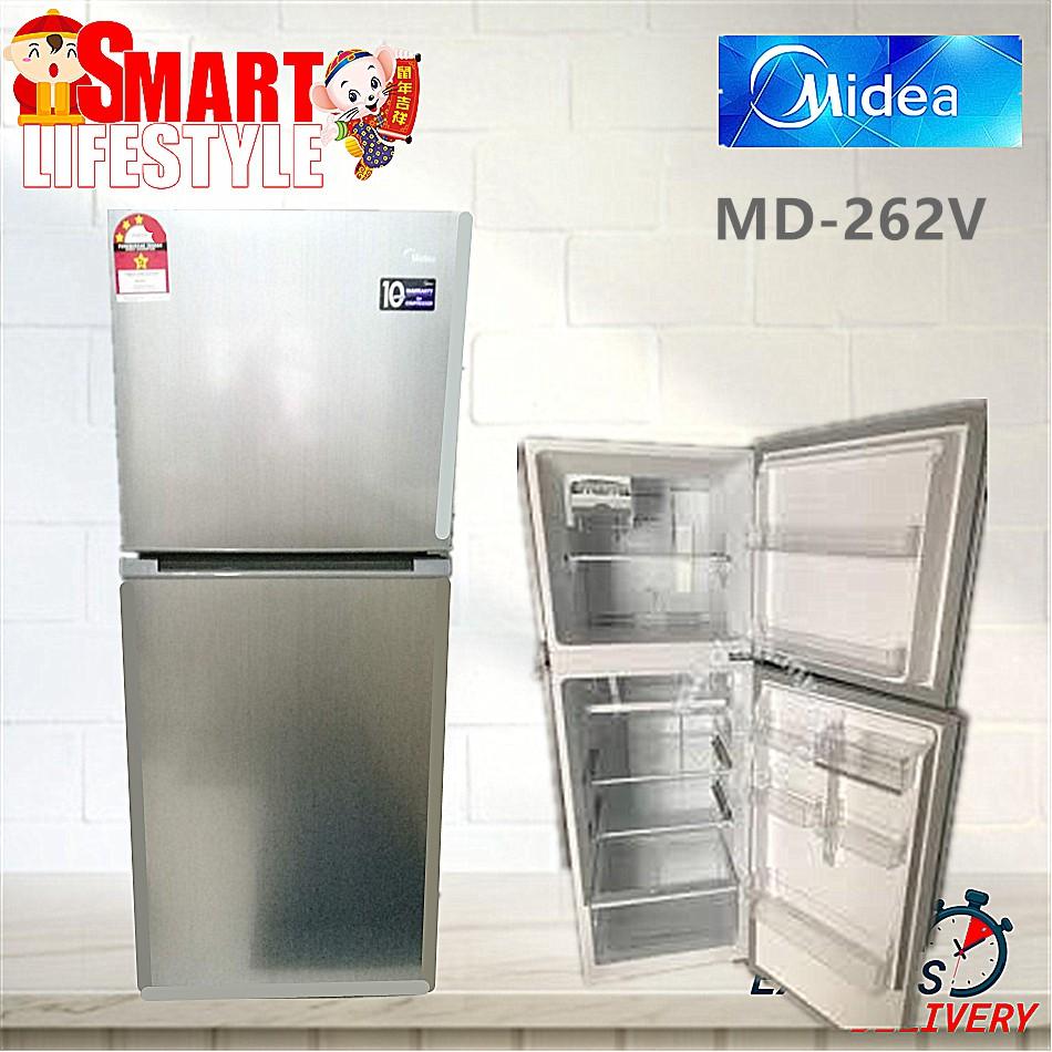 2 Door Refrigerator Md 262v Peti Sejuk
