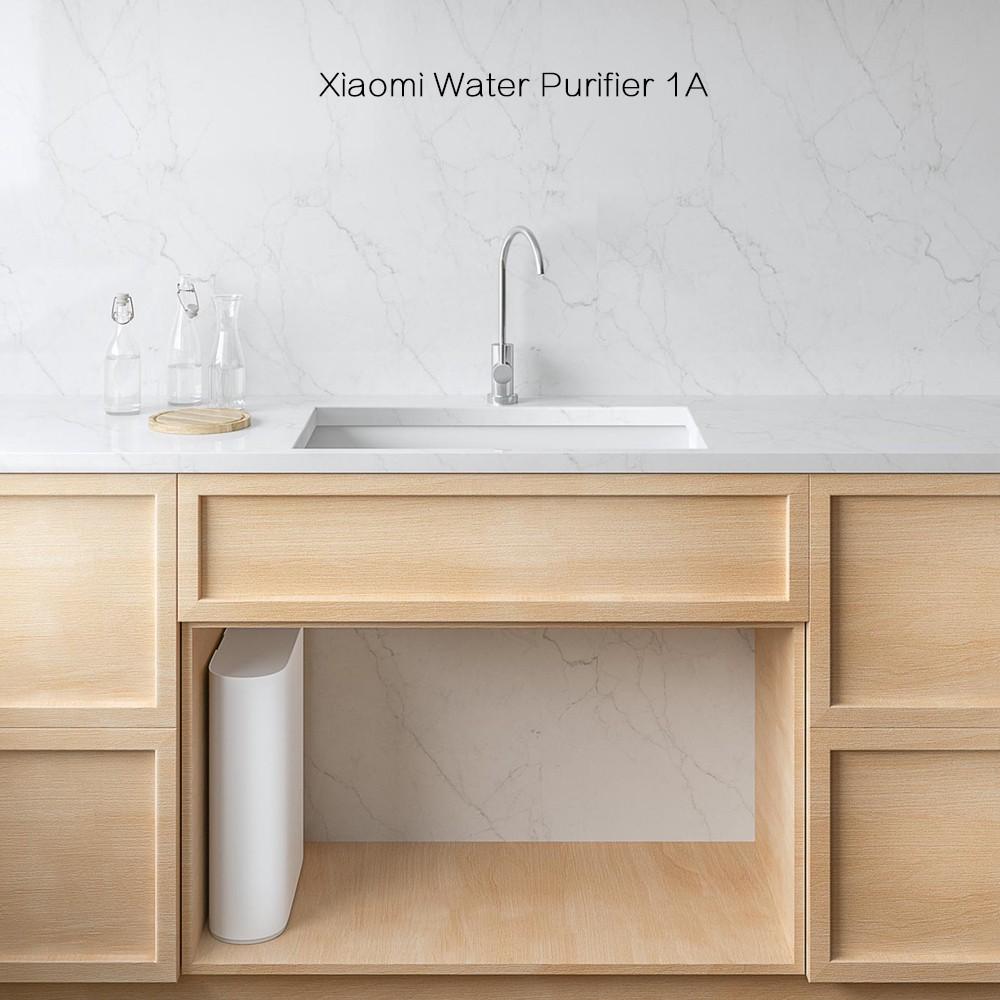 【ZOBA】3cofficialstore Xiaomi Smart Water Purifier APP Connect Osmosis Filter & Faucet