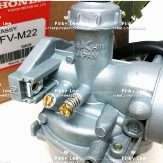 Japan Carburetor Honda EX5 High Power dream wave100 Keihin ori Thailand