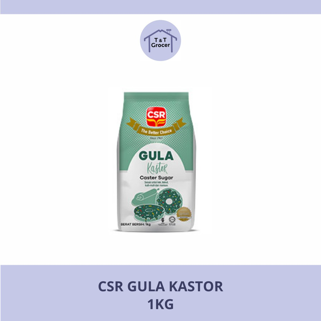 CSR Gula Kastor (1kg)