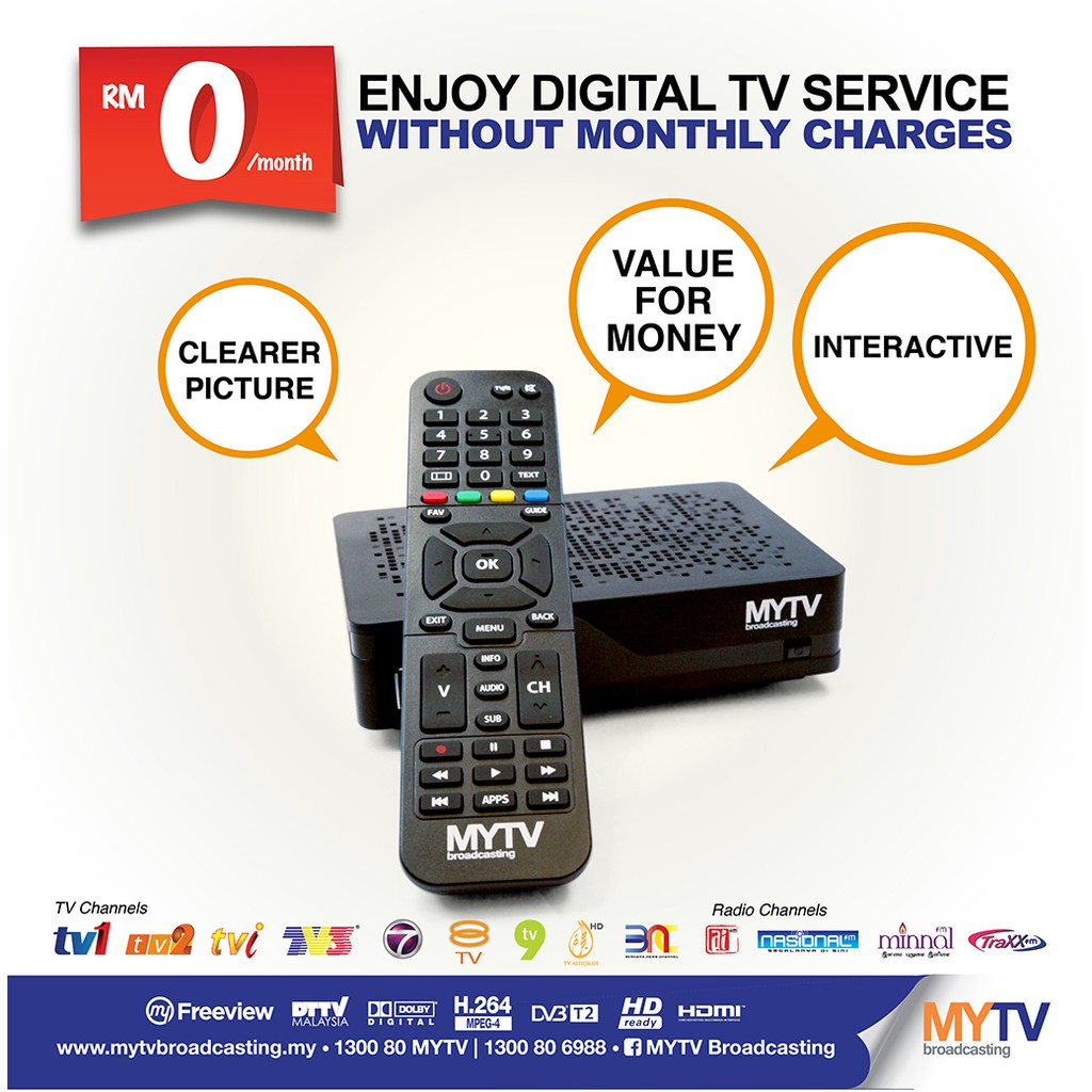 Mytv Contact