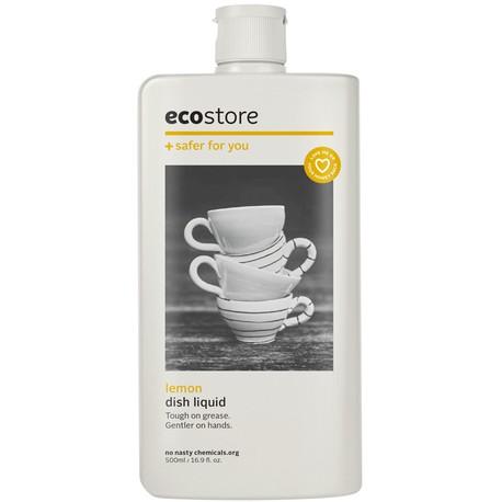 Ecostore Dishwash Liquid-Lemon (500m)