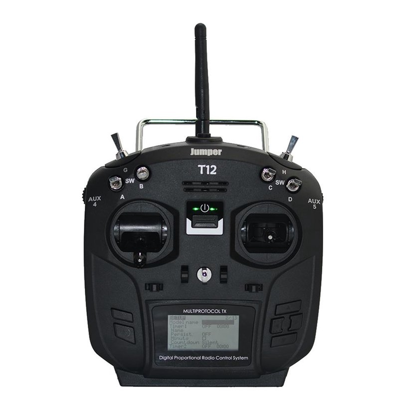 T12 Plus Multi-protocol Radio Transmitter w/JP4-in-1 RF