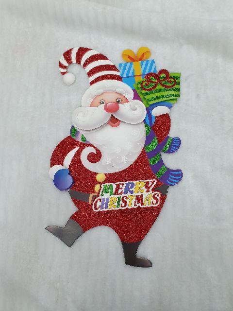 🌲🎊 5pcs Christmas Decoration Card Size 50cm x 30cm (5 pcs)🌲🎊