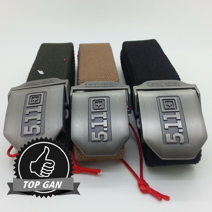 [READY STOCK] Tali Pinggang Tactical 511 Belt Tactical Green Black Khakis | Shopee Malaysia
