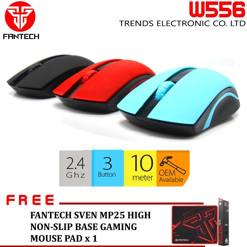 Fantech Ftm T529 W4 Raigor Wireless Optical Gaming Mouse Shopee  Malaysia