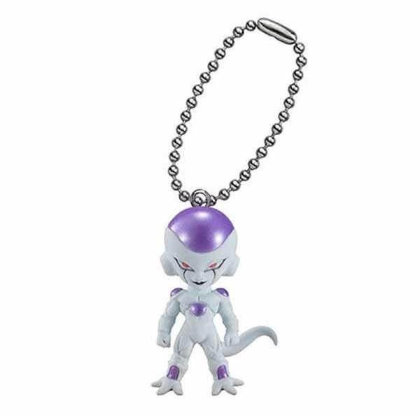 Dragon ball Super Broly UDM 35 Burst Key Chain Figure SS God Gogeta