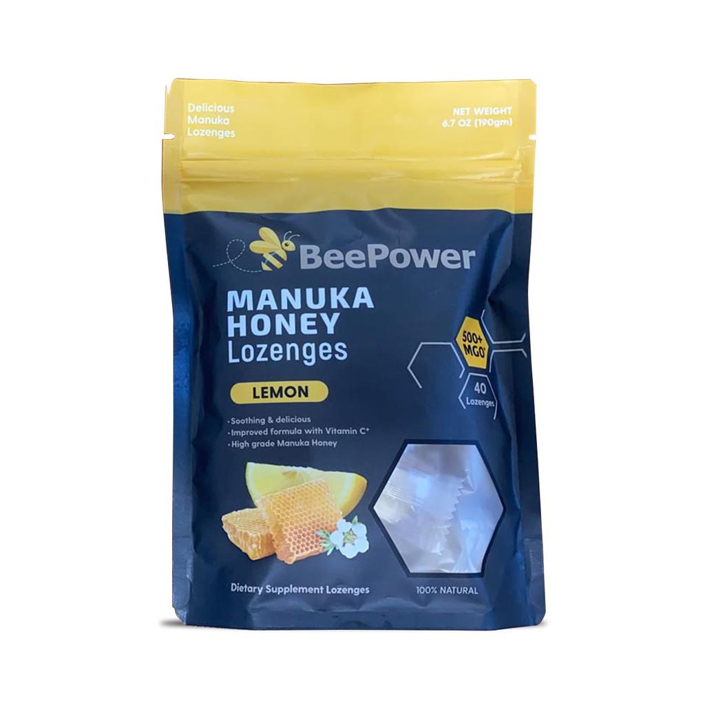 Beepower 40 Lozenges Lemon