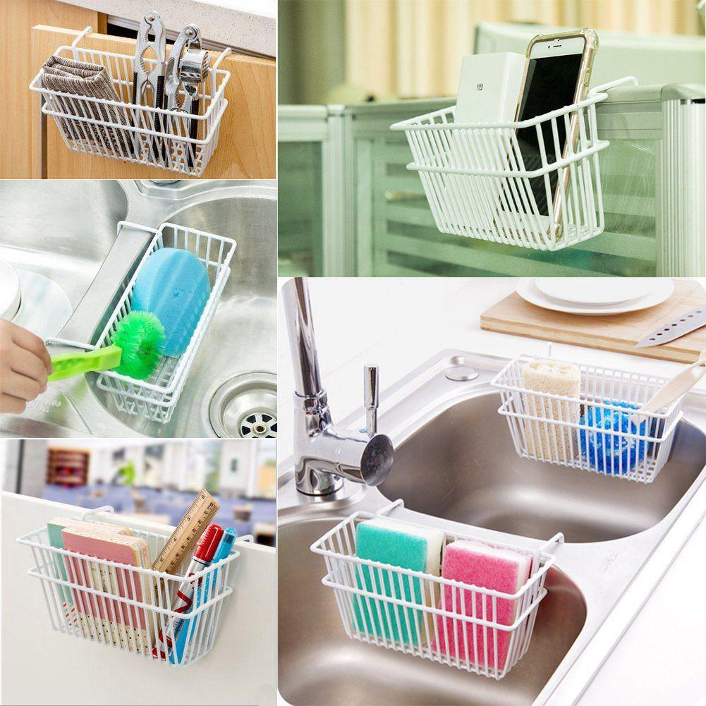Sponge Holder Sink Caddy Kitchen