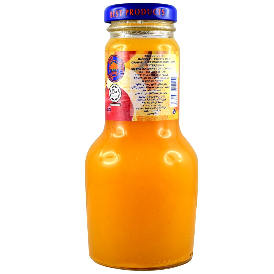 BEST Juices Tropicale (250ml) | Shopee Malaysia
