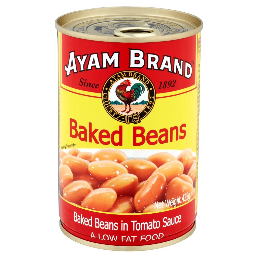 Ayam Brand Baked Beans (425g)