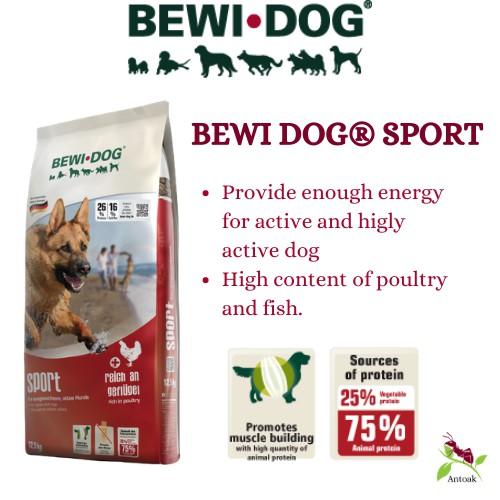 Bewi Dog Food - Sport 12.5KG