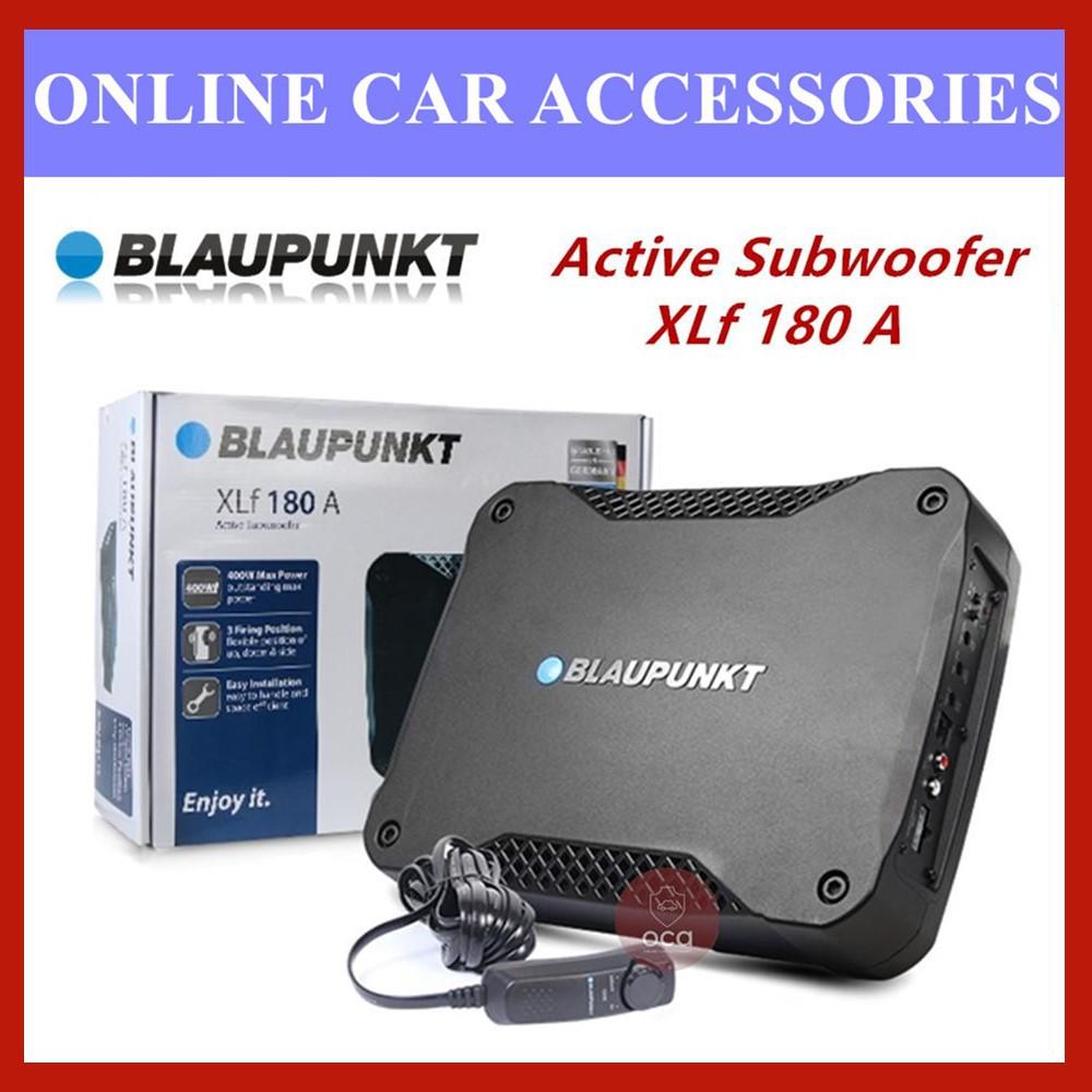 Blaupunkt Active Subwoofer XLF 180A