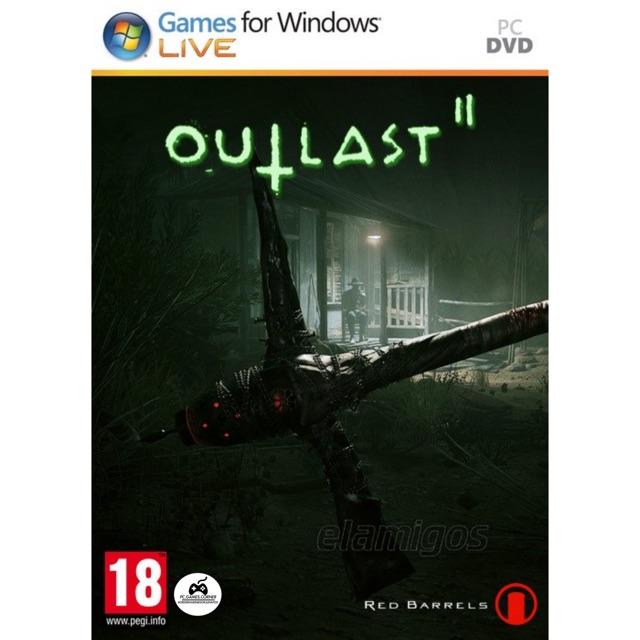 [PC Game] Outlast 2 - Offline [DVD]
