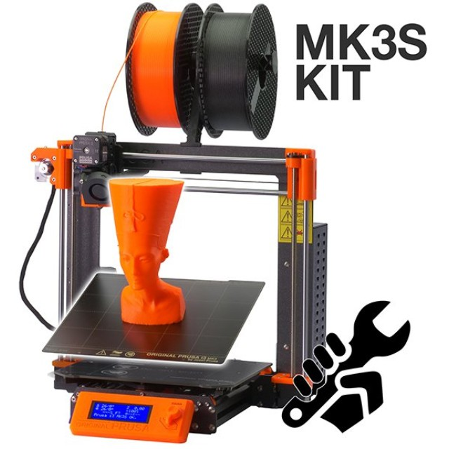 Original PRUSA i3 MK3S Kit 3D Printer (MY ready stock)