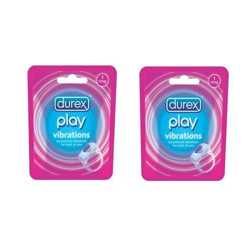 Durex Play Vibration Ring x 2 Sets