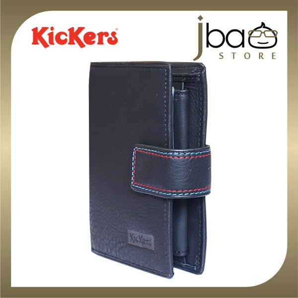 Kickers C87107-A Leather Card Holder Credit Access T&G Name Member Cards Collection Wallet Case original