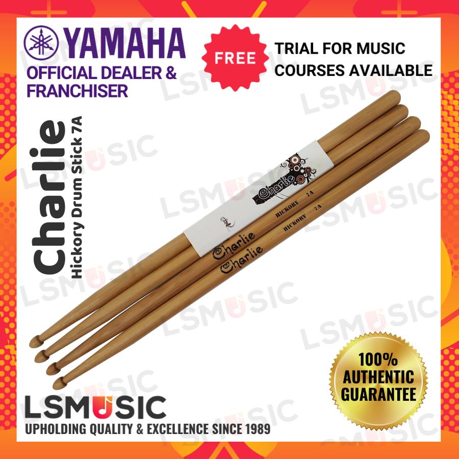 Charlie Hickory Drum Stick 5A / 7A ( 4233 / 4234 )