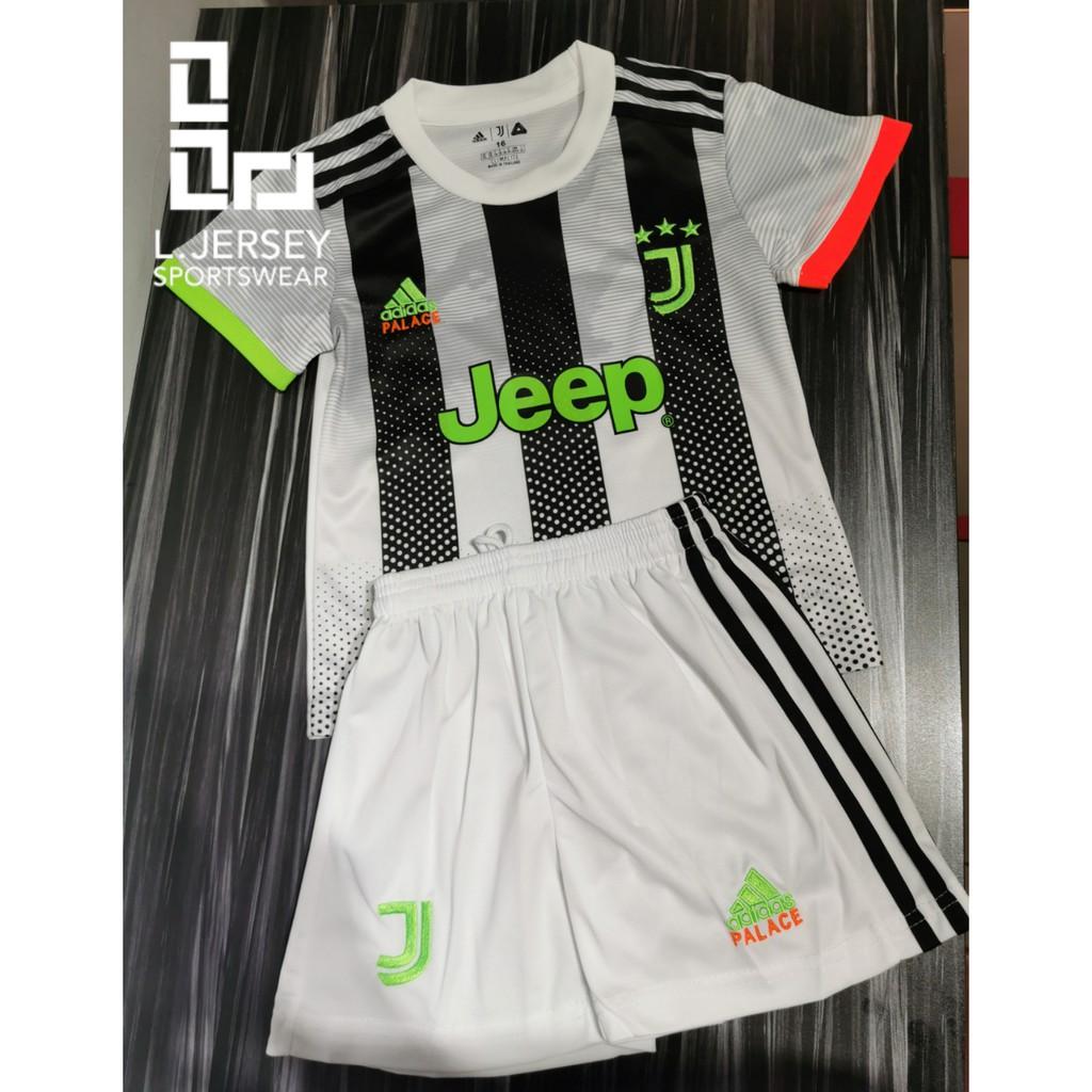 Juventus Kid 4th Kit Season 19/20 CLIMALITE Fans Jersey