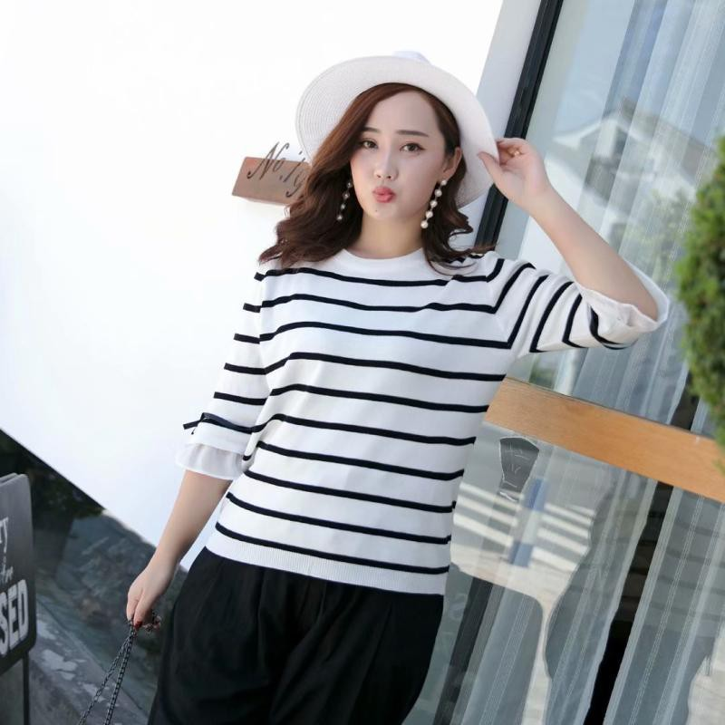 b415b060fcdbe Shirt sweater loose Korean version of the small clear lazy wind sweater