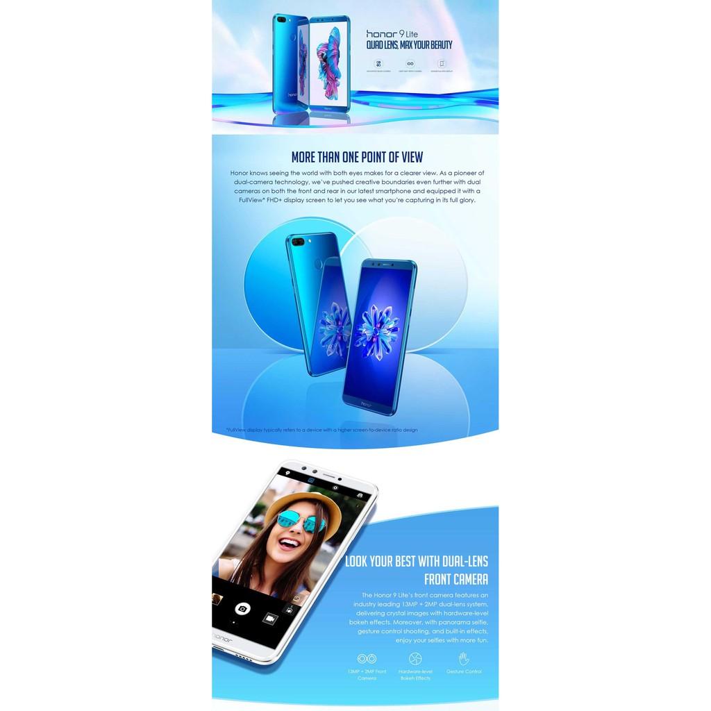 Huawei Honor 9 Lite   3GB RAM + 32GB ROM   Original Set   1