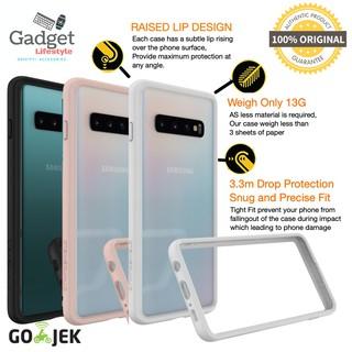 Original Rhinoshield Crashguard Case For Samsung Galaxy S10 Case S10 Plus Ultimate Slim Amp Ultra Tough Shopee Malaysia