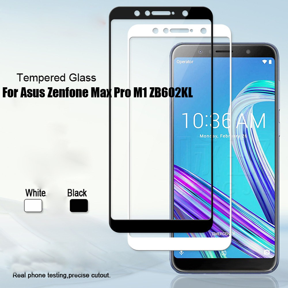 Asus Zenfone Max Pro M1 ZB602KL ZB601KL Tempered Glass Protective Film  Protector