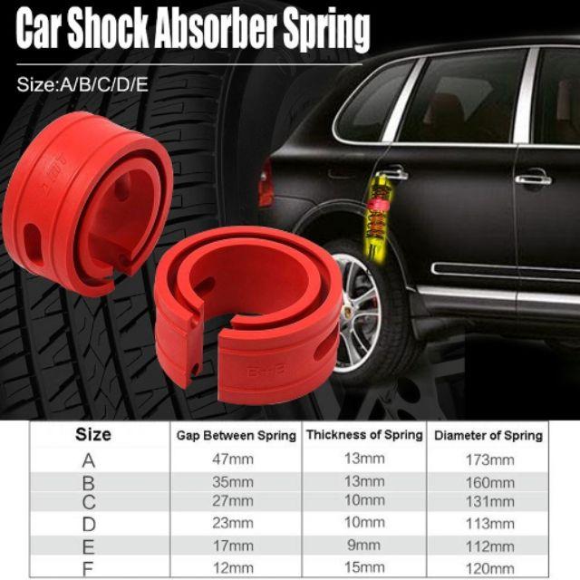 AMT Car Shock Absorber Buffer /Spring Bumper/ Power Cushion Buffer