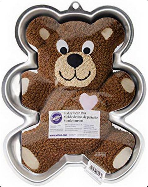 Teddy Bear Pan WIL2105-1193