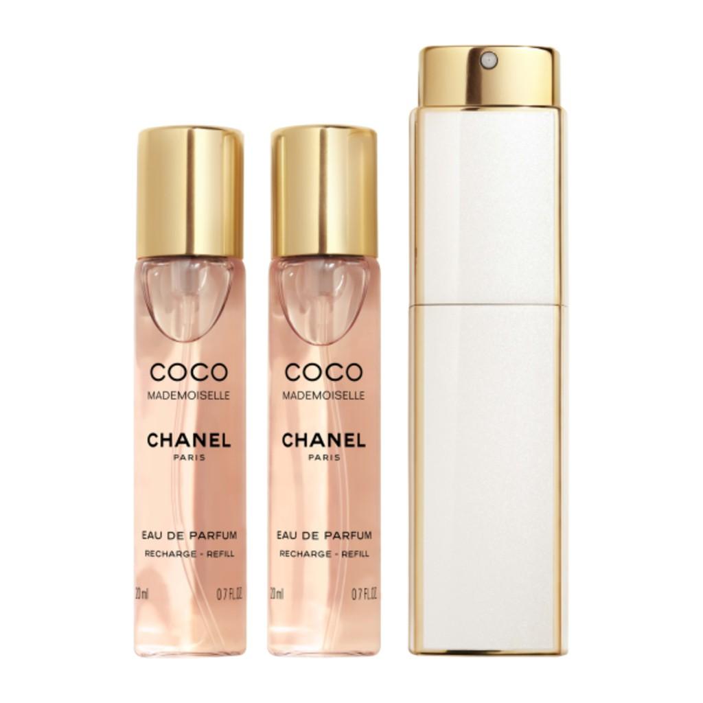Chanel Coco Mademoiselle EDP Twist & Spray Purse Spray Set
