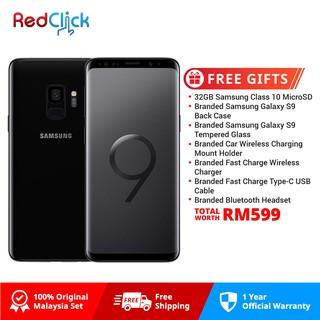Samsung Galaxy S9 / G960 (4GB/64GB) + 7 Free Gift Worth