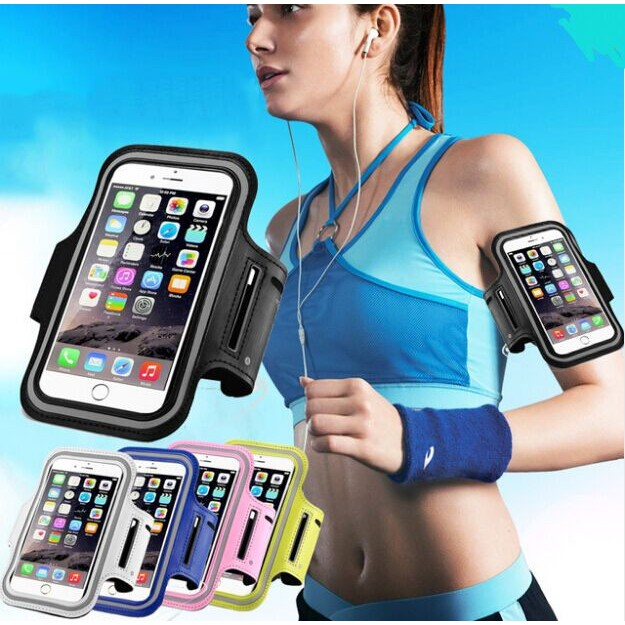 For Samsung Galaxy Sports Armband Case Phone Holder Gym Running Jogging Strap