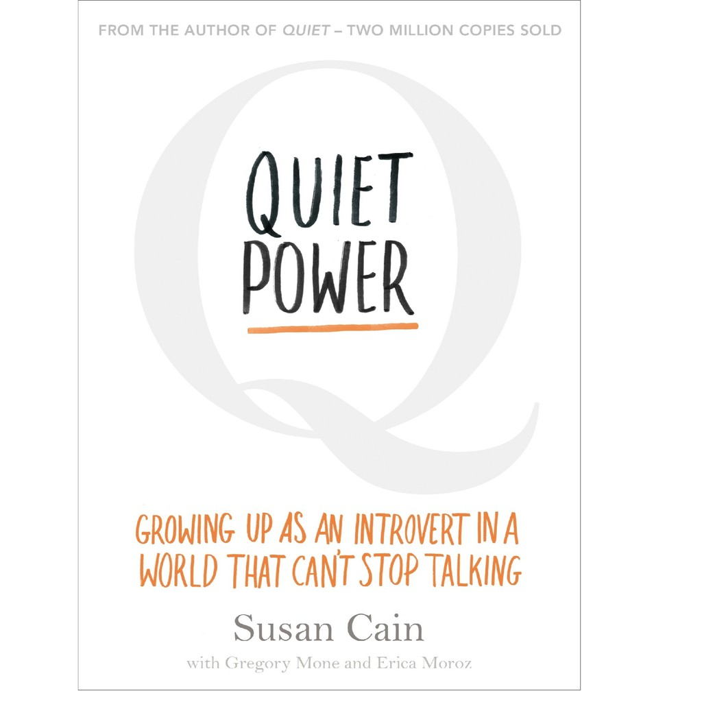 Quiet Power: Growing Up as an Introvert in a World That Can\'t Stop Talking , ISBN : 9780241977910