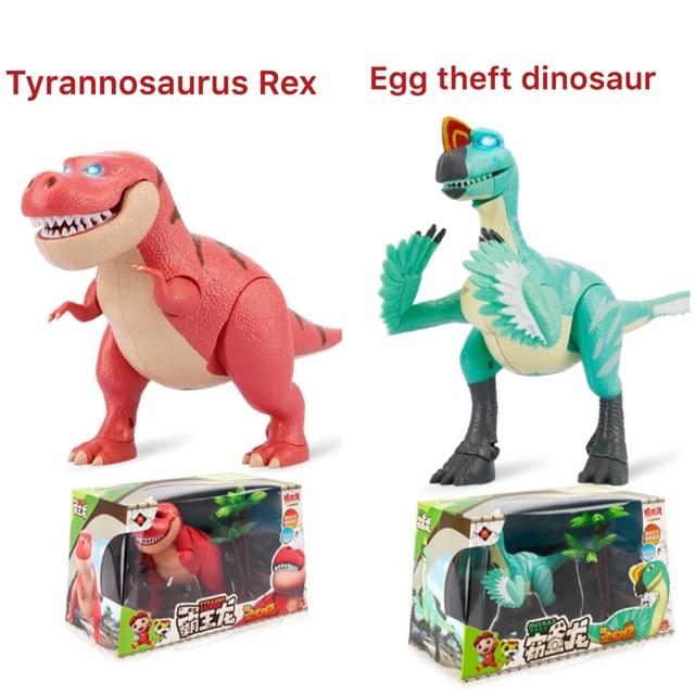 [READY STOCK] Eyes Glow Dinosour ( mata bercahaya dan berbunyi )