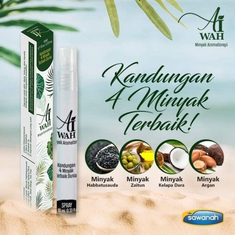 ❤️Minyak Aromaterapi Aiwah❤️ | Shopee Malaysia