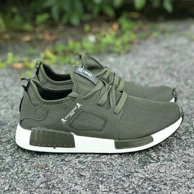 4ae4b4a18acd4 Adidas NMD mastermind green army