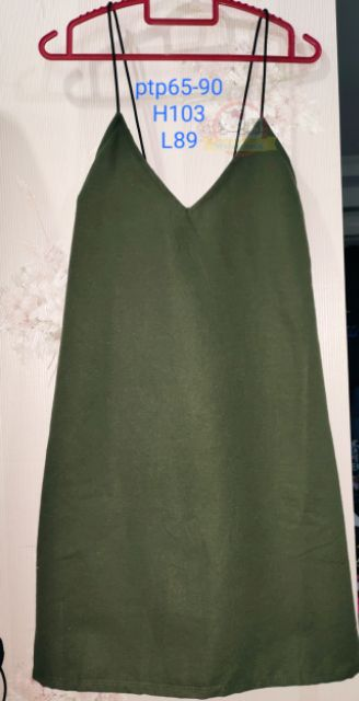 💥💯pinafore dress 👗👗👍red/ v neck spaghetti stipe dress ~monochrome/green
