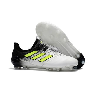 adidas ACE 17.1 Leather FG white low top leather mens soccer football shoes39 45