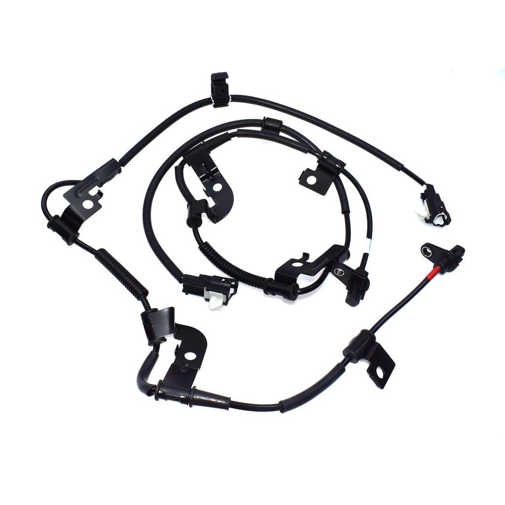 For Hyundai Azera Sonata 2005-2011 Front Left /& Right ABS Wheel Speed Sensor 2Pc