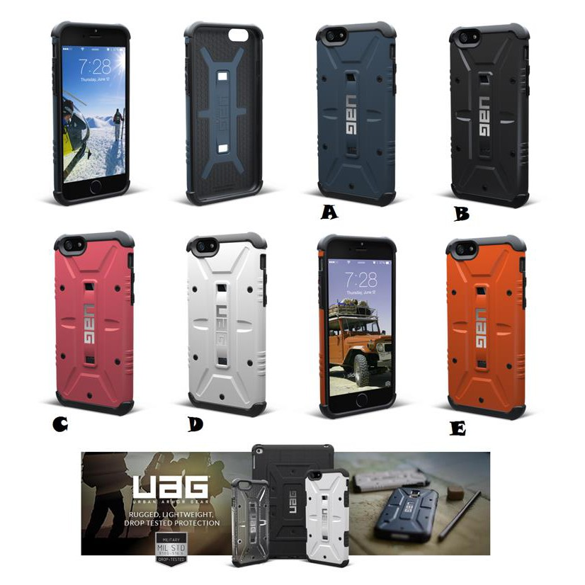 fa2870c22 Download Now. ProductImage. iPhone 6 6S Plus UAG Urban Armor Gear Case Cover  *FREE ...