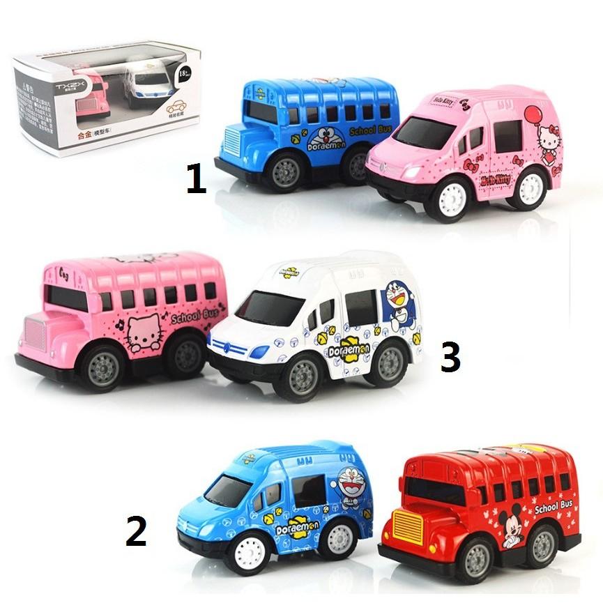 1:36 Alloy Car Kids Car Model Toys Lovely Doraemon Hellokitty Cartoon Car Kids Toys Gifts For Children Car Decoration Toys & Hobbies