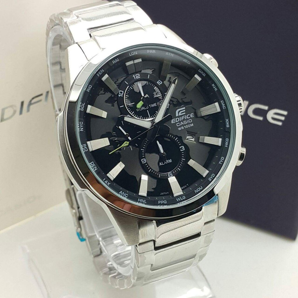 Casio Edifice 539l Mens Watch Shopee Malaysia 539 L