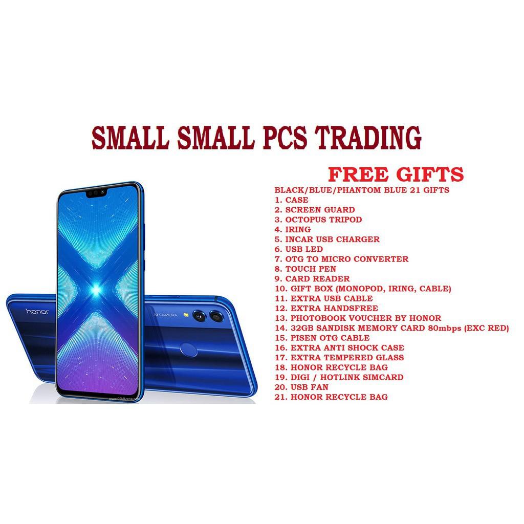 Honor 8X Price in Malaysia & Specs | TechNave