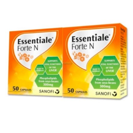 Essentiale Forte N (300mg x 50s x 2