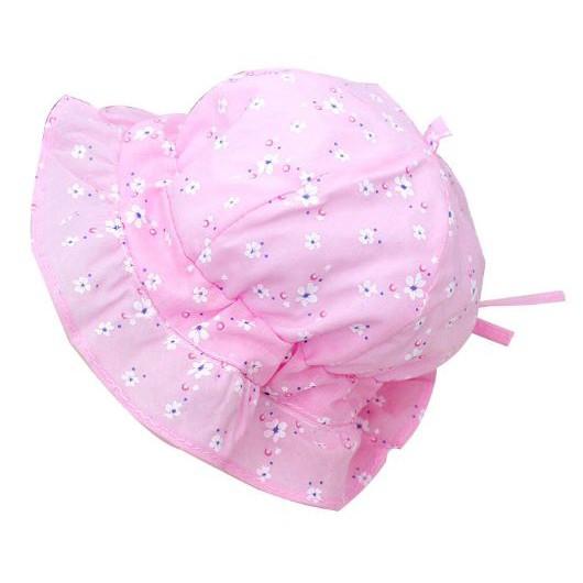 หมวกเด็ก ผ้านิ่ม ลายดอกไม้ 20แบบ (หมวกเด็ก