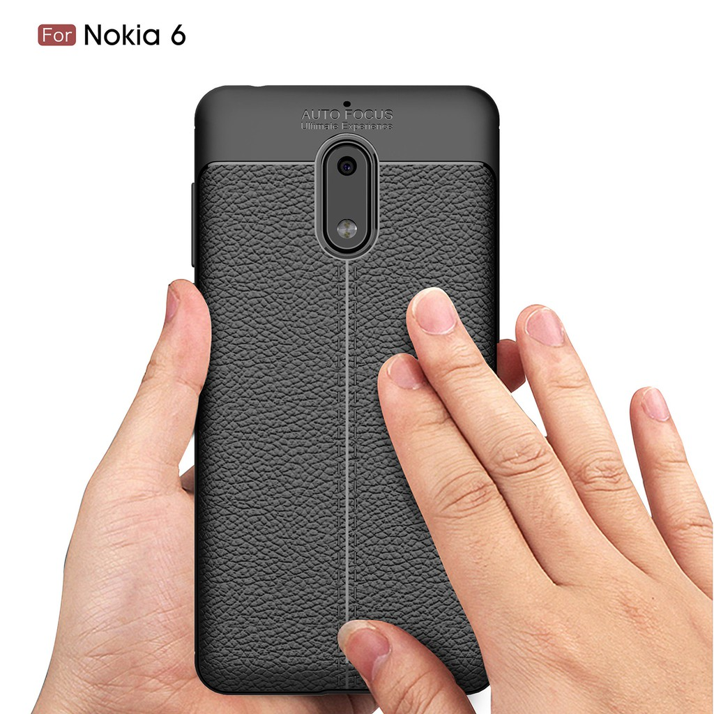 VIVO Y69 Case Soft TPU Full Protection Scratch Shockproof Litchi Pattern Casing | Shopee Malaysia